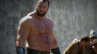 The Mountain Reveals His Ridiculous Diet Plan Ahead Of World's Strongest Man 2016