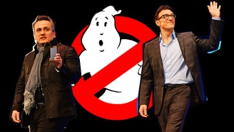 The Russo Brothers Are No Longer Attached To Direct That Confusing 'Ghostbusters' Spin-Off