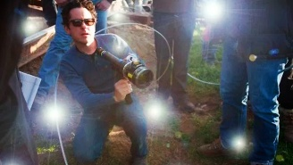 J.J. Abrams Talks To Stephen Colbert About How His Wife Cured His Lens Flare Addiction