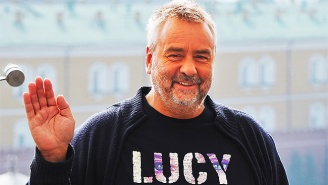 Luc Besson Will Bring His Unique Sci-Fi Vision To American TV With 'Artificial Intelligence'