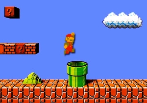 Watch Someone Break The Record By Beating 'Super Mario Bros.' In Under 5 Minutes