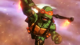 The New 'Teenage Mutant Ninja Turtles' Video Game Showcases Its Villains And Turtle Jet Packs