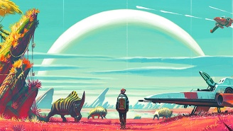 'No Man's Sky' Is Under Investigation For 'Misleading' Ads