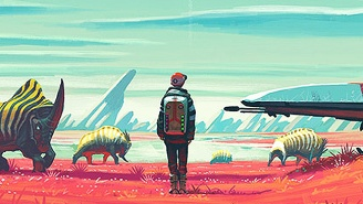 Five Games: 'No Man's Sky' And Everything Else You Need To Play This Week