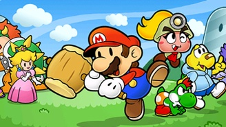 Nintendo Officially Announces A New 'Paper Mario' And A 'Star Fox' Game Starring Slippy Toad