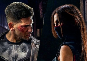 'Daredevil' Unveils A Badass First Look At The Punisher And Elektra In Full Costume