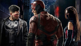 Get An Even Better Look At Daredevil, Punisher And Elektra's Costumes In This Video Teaser