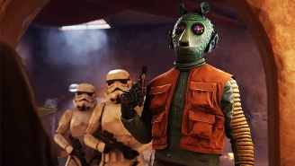 Greedo Shoots First In This Trailer For The New 'Star Wars Battlefront' DLC Expansion