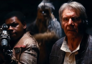 'Star Wars: The Force Awakens' Drops New Kylo Ren And Han Solo Footage In This Deleted Scenes Tease