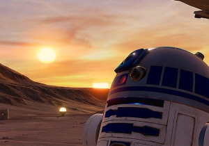 An Official 'Star Wars' Virtual Reality Game Is In The Works, And The Trailer Has Leaked