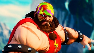 An Amazing 'Macho Man' Version Of Zangief Is Among The New Costumes Coming To 'Street Fighter V'