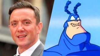 'The Tick' Will Be Played By Peter Serafinowicz, The British Actor Who's In All Your Favorite Movies