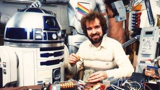 Tony Dyson, The British Professor Who Built R2-D2, Has Passed Away