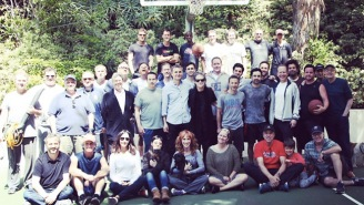 Garry Shandling's Friends Played One Last Game Of Basketball To Remember Him By