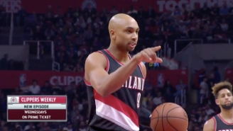 See Gerald Henderson Spectacularly Bungle Trash-Talking DeAndre Jordan At The Free Throw Line