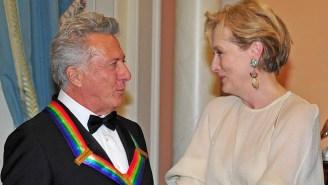 Dustin Hoffman Reportedly Slapped And Taunted Meryl Streep During Her Oscar-Winning 'Kramer Vs. Kramer' Performance
