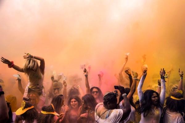 Holi Festival Of Colours London