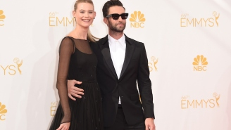 Adam Levine and Behati Prinsloo Are Having What Promises To Be A Very Good Looking Baby