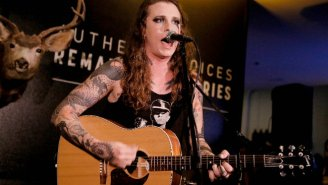 Laura Jane Grace Got Topshop To Pull That $700 Jacket With Against Me's Name