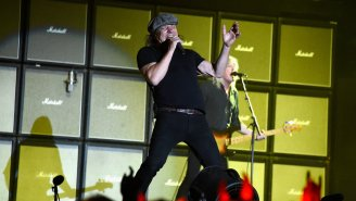 AC/DC's Brian Johnson Clarified His 'Retirement' In A Personal Letter
