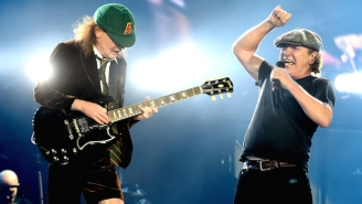 A Swedish Rock Titan Offers To Sub In As AC/DC's Frontman Now That Brian Johnson's On The Sidelines