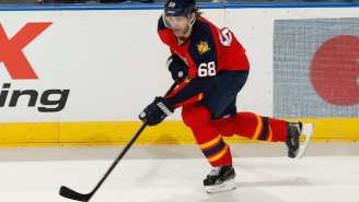 Jaromir Jagr's Crazy Caffeine Addiction Will Give You Jitters Just Reading About It