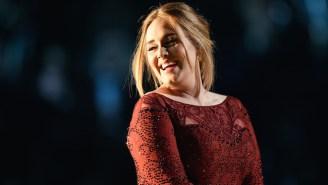 Adele Reveals That She's Got A Massive Headline Gig Set For This Summer