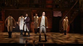 The Cast Of 'Hamilton' Paid Tribute To Phife Dawg During A Recent Performance