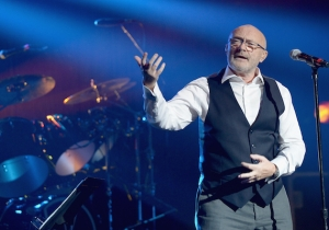 Soak In Phil Collins Performing At His First Solo Show Since 2010