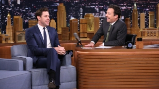 John Krasinski Talks Dealing With Open Flys And Long Farts On Broadway