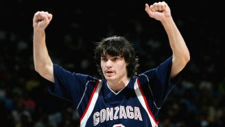 Former Gonzaga Star Adam Morrison Has A Fully-Stocked Apocalypse Bunker, Because Of Course He Does