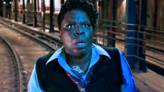 Leslie Jones Responds To The Criticism Of Her 'Ghostbusters' Character With A Simple Message