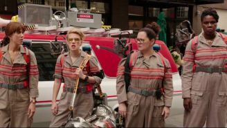 The 'Ghostbusters' Trailer Is Here!