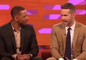 Gorge On This Highlight Reel Of Celebs Showcasing Their Best Impressions On 'Graham Norton'