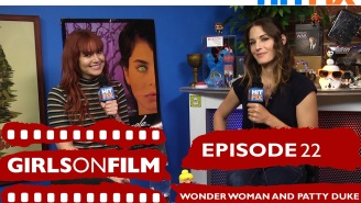 Girls On Film Podcast No. 22. – Wonder Woman Redeems Batman v Superman