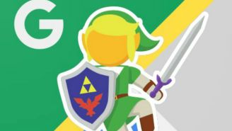 Google Maps Just Got A 'Legend Of Zelda' Upgrade