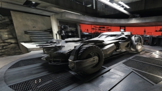 You Can Now Peer Into The Batcave From 'Batman V Superman' With Google Maps