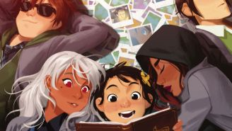Can Maps Finally Meet Batman In This Exclusive Preview Of 'Gotham Academy?'
