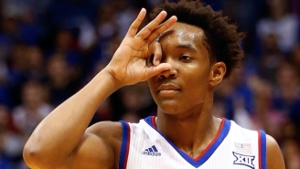How Kansas' Devonte' Graham Could Emerge As A Familiar Name On NBA Draft Boards