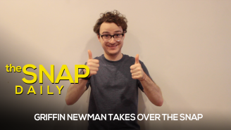 What Griffin Newman, HitFix's Special Guest Snapper, is looking forward to in the next two months