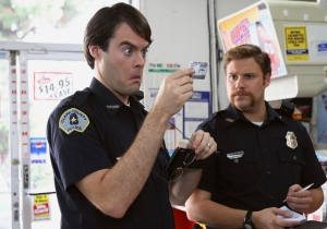 We have exclusive details on that mysterious Rogen/Hader/Galifianakis comedy