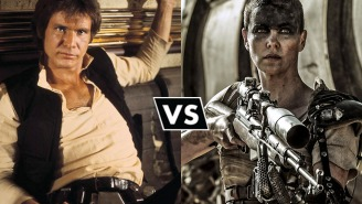 Who's the better hero: Han Solo or Furiosa?