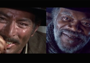 Quentin Tarantino Went To The Well For His References In 'The Hateful Eight'