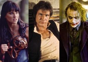 Batman Fails!  Heroes Vs. Villains Round 3 Begins!