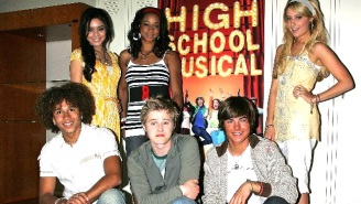 'High School Musical 4' Is Officially Underway And The Internet Is Surprisingly Enthused