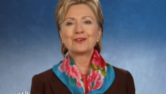 Let's Remember That Time Hillary Clinton Cut A Promo And Threatened Randy Orton On WWE Raw