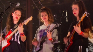 The Best Band We Saw At SXSW, Day 1: Hinds
