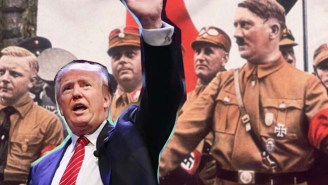 David Duke Solidifies His Fandom By Saying Donald Trump Is Helping Adolf Hitler's Image