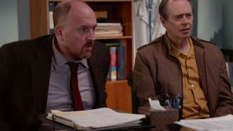 How 'Horace and Pete' combines the best parts of live theater and serialized TV