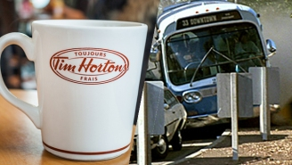 A Desperate Canadian Hijacked A Bus For A Doomed Trip To Tim Horton's